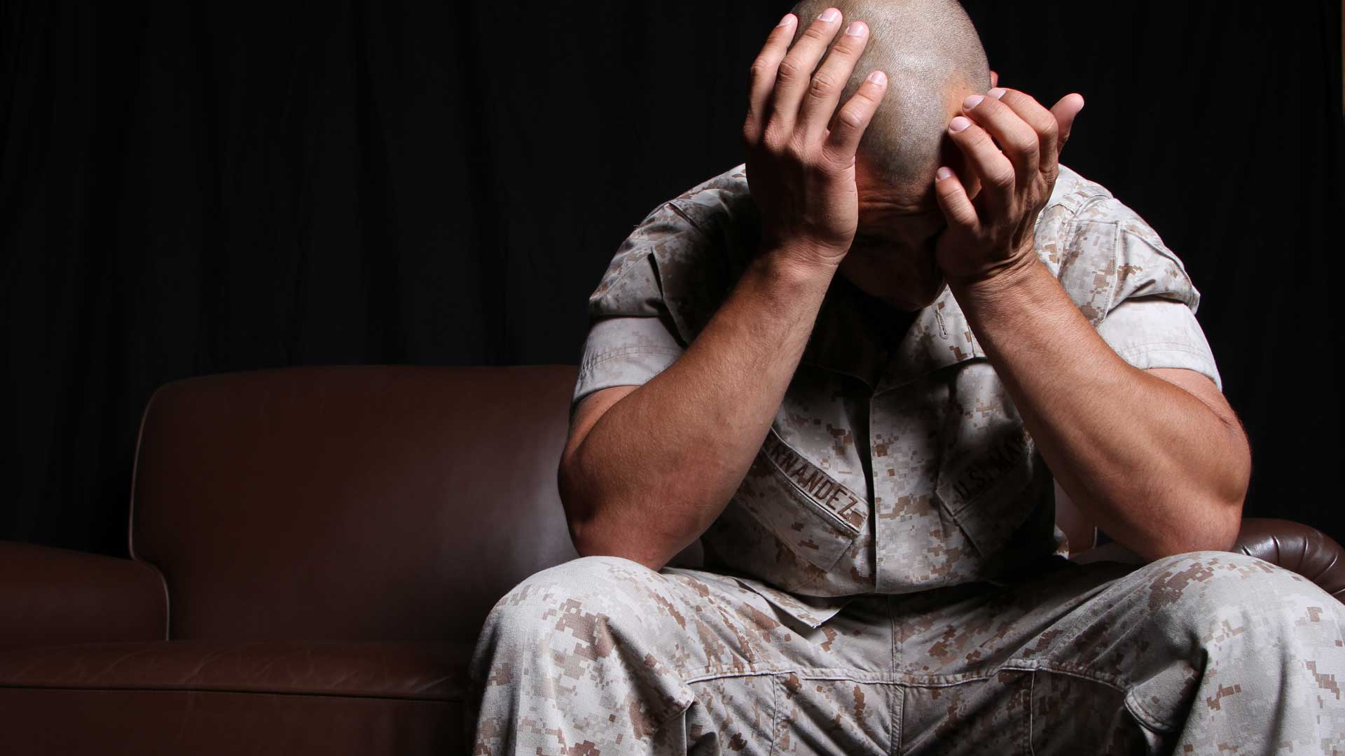 Government Contracts battling ptsd